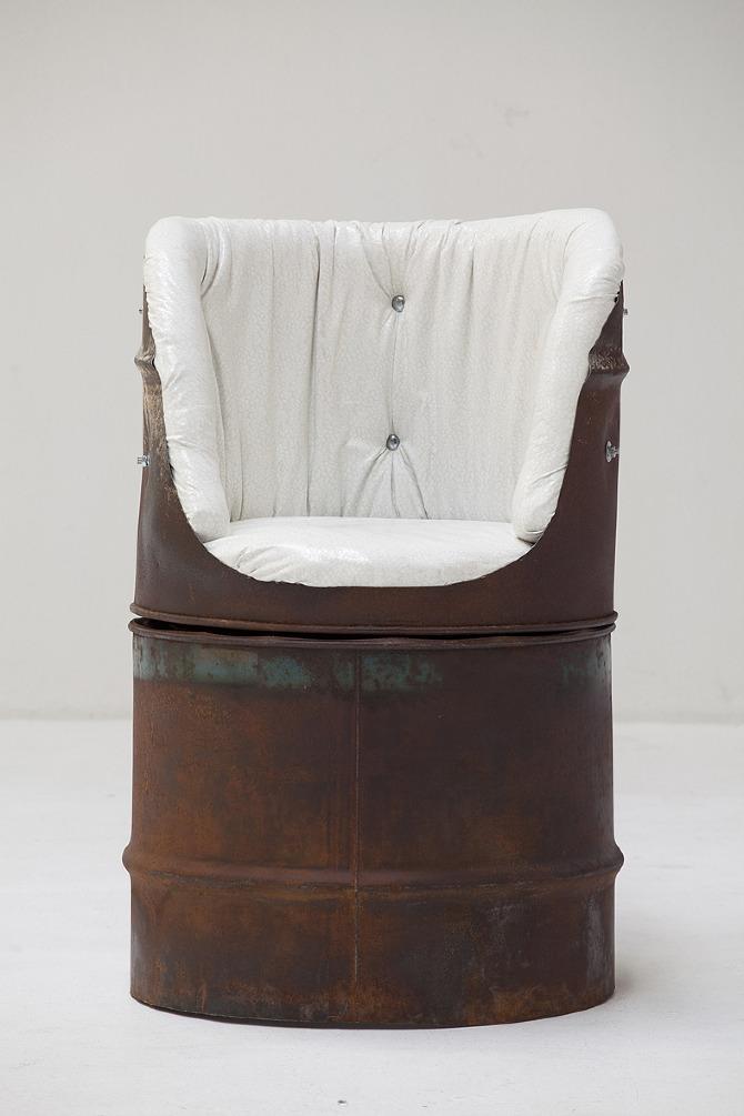 Barrel Chair DSGN Jonatan Varon