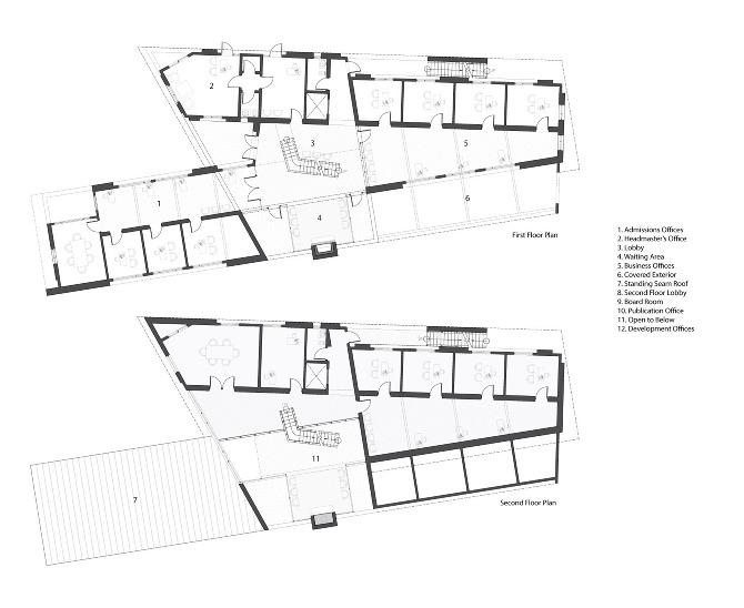 administration building christopher sondi. Black Bedroom Furniture Sets. Home Design Ideas